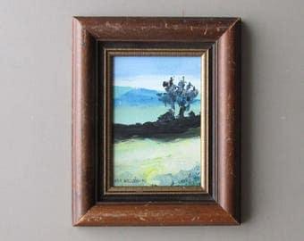 "wall art - ""Skyliners"" - original acrylic painting - home decor"