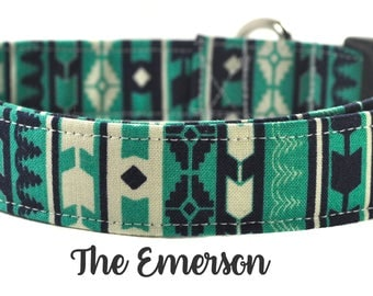 Patterned Dog Collar - The Emerson