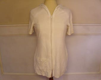 Vintage 1970's  Terry Cloth Cover Up