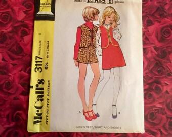 70's Vintage Sewing Pattern