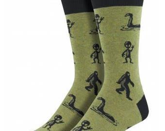 Mens I'm a Believer Socks