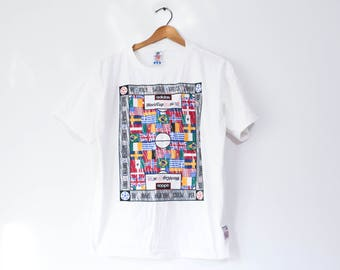 Vintage Adidas World Cup Soccer 1994 T Shirt