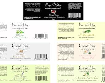 Custom Labels for Conesha