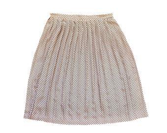 Think Pink Midi Skirt