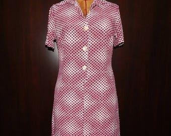 70% ON SALE Rare United Colors of Benetton Dress Bust 36 Waist 30 Hip 36