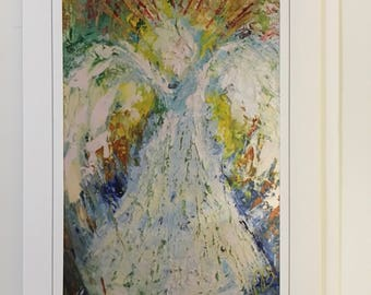 Angel of Peace, Love and Light- 3 Card Set