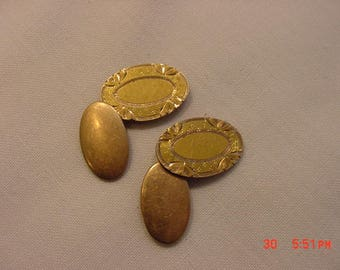 Set Of Antique Cuff Links 17 - 733