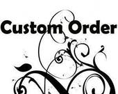 Custom Order for Josi
