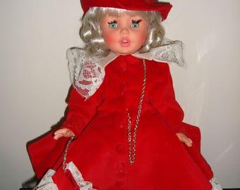 Stunning Vintage L. Furga Italian Doll