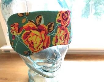 Flora - Reversible Sleep Mask