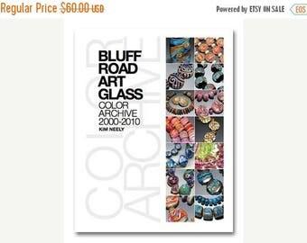 50% OFF Bluff Road Art Glass Color Archive, Lampwork E-book, Kim Neely