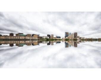 Winnipeg Mirrored