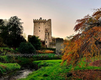 Blarney castle , Ireland