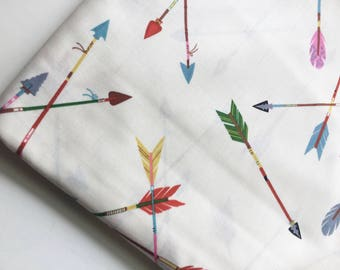 Me and My Arrow Fabric by Alexander Henry Fabrics 2014, OOP, Retired