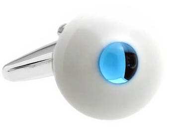 Blue Eye cufflinks