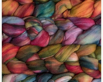 On Sale NEW Product Malabringo Nube Roving Diana 19 Micron Merino 4 Ounces