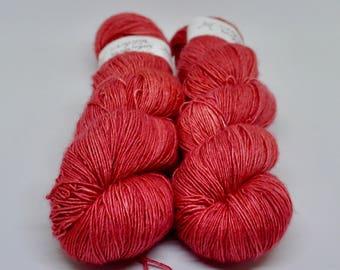 Silky Singles - Vermillion