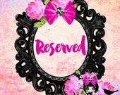 Reserved BBQ  Invitation,  - card 408