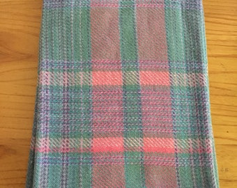 Handwoven cotton tea towels