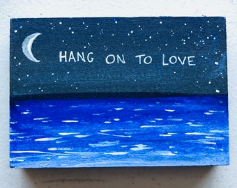Hang On To Love