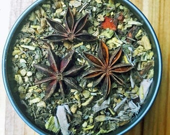 Asthma Tea - Helps Soothe and Reduce the Symptoms of Asthma - All Organic Ingredients
