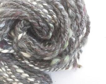 Handspun Yarn   Wool yarn   Weaving Yarn   OOAK Yarn