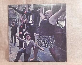 The Doors - Strange Days - 1967 Vintage Vinyl Record Album