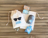 Bachelorette Party Bags - Sunglass Bachelorette Party Bags - I Regret Nothing Hangover Kit Bags - Bachelorette Party Bags - Hen Party Bags