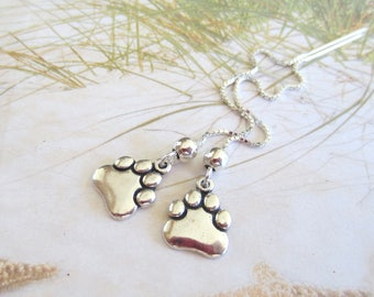 Little Paws-Sterling Silver Threaders