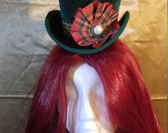 Merida Inspired Mini top Hat