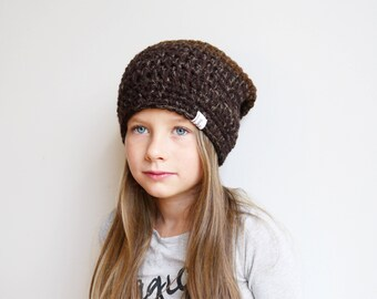 Crochet Hat / Kids Hat / Cat Hat / Toddler Girl Hat / Knit Hat / Knit Girls Hat / Toddler Girl Gifts