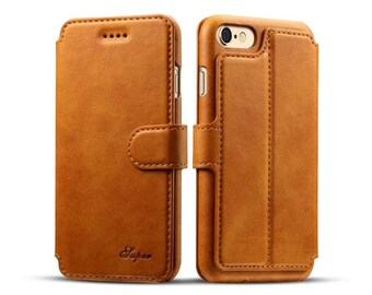 iPhone 7 Case Wallet Leather with Card Slot and Standable, iphone 7S case wallet, iphone 6S plus case wallet, iphone 6 case wallet