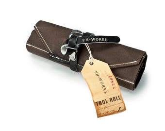 Nomad Tool Roll - Saddle