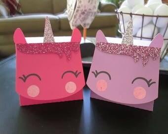 Unicorn Boxes Set of 12