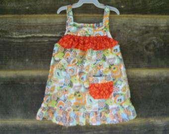 OOAK 12-16 Months Dress.