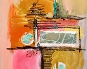Original Art, Abstract Art, Mixed Media Art