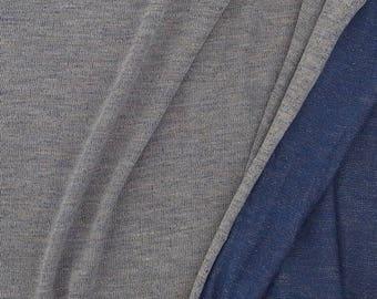 STENAY two-tone viscose single jersey