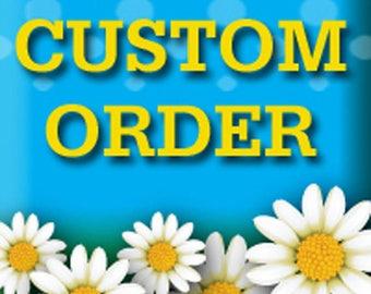 Custom Listing for Trudi