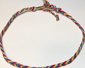Gay Pride Lesbian Choker Necklace Lgbt Jewelry Fishtail