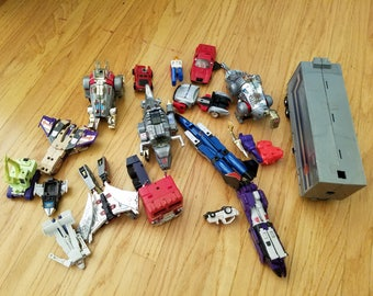 Transformers 1980's Action Figures