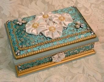 Altered Trinket Box