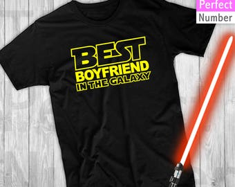 Disney Star Wars Inspired Themed  Best Boyfriend T-shirts , Magic Kingdom, Epcot, Hollywood Studios