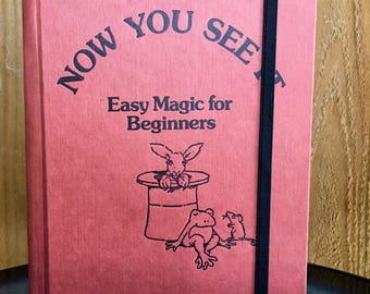 Now You See It: Easy Magic For Beginners - eReader/Kindle/tablet Cover