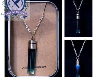 Supernatural Pendant, Angel's Grace, LED Light up Pendant necklace