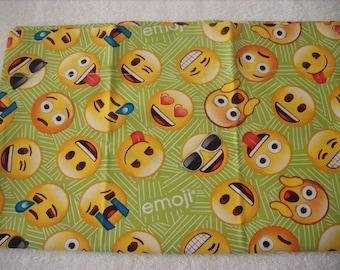 emojis pillowcase