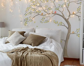 Tree Stencil Pack   Create A Unique Wall Mural With Stencils, Paint It Any  Colour Part 38
