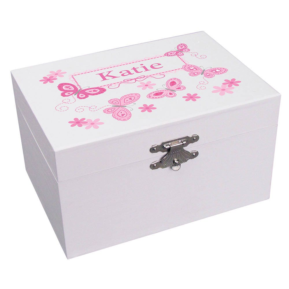 personalized musical jewelry box personalized musical ballerina jewelry box with pink 7661