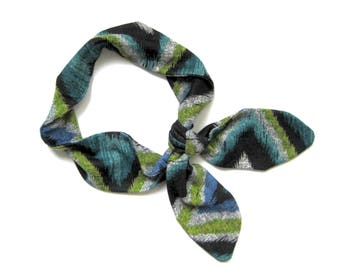 Head Wrap Headband, Dolly Bow Headband, Bandana Headband, Hair Accessories, Wire Head Wrap, Hair Ties, Hair Band, Hair Wrap, Ready To Ship