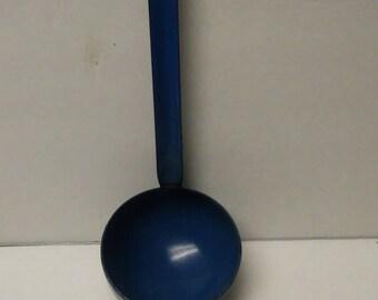 Blue Dipper Ladle Enamel