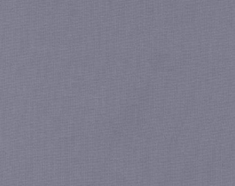 Kaufman - Kona - Med. Grey